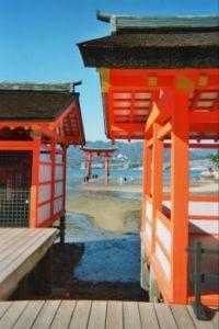 Miyajima Shrine, Hiroshima Prefecture, Japan