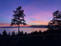 Sunset - Pender Island BC