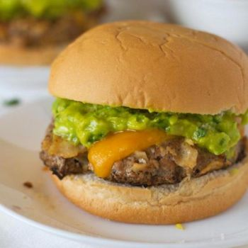avocado southwest burger
