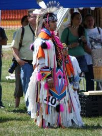 #40 anderson IN pow wow