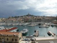 Marseille Harbor