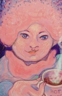 Thelma. ( Digital drawing )