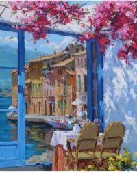 Somewhere in Greece - Viktor Shvaiko