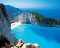 Navagio (shipwreck) beach