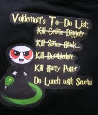 voldemorts to do