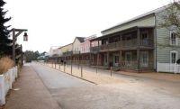 Hôtel Cheyenne au petit matin