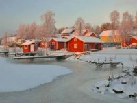 Red Buildings, Finland