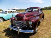 Cadillac, 1941 series 61, originally designed to be 1941 LaSalle