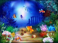 PUZZLE - Underwater World