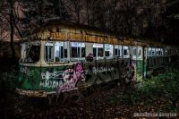 Trolley Graveyard 3