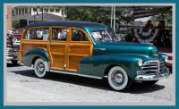 1948 Chevrolet Fleetmaster station wagon