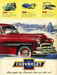 More People's Chevrolets