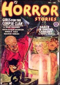Horror Stories December 1939