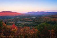 VIEW FROM MOUNT WAHSINGTON NEW HAMPSHIRE