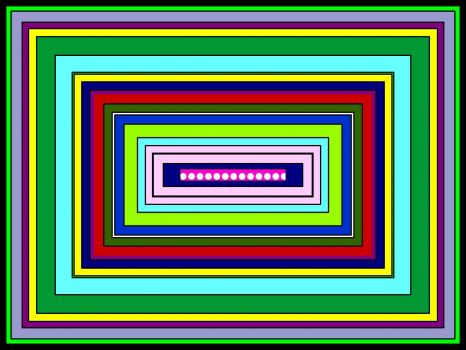 Concentric Rectangles 12-26-2020 88