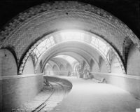 New York Subway Tunnel 1904
