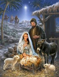 Savior is Born by Dona Gelsinger