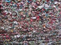 Gumwall Seattle Wa. Oct. 2012
