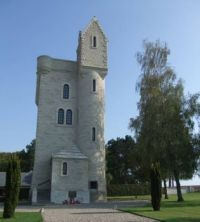 Ulster Tower, Thiepval, France