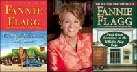 Fannie Flagg..one of my favourite authors