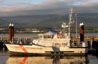 Coast Guard 47 foot Motor life boat in Port Angeles, WA