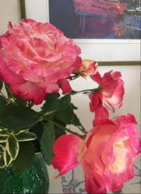 Sister's Roses