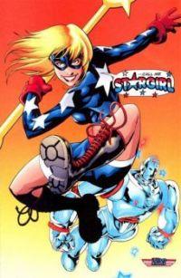 Stargirl and S.T.R.I.P.E. (DC Comics)