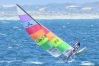 Sailing in False Bay