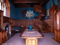 interiér zámek Lednice