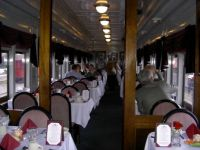 Essex Steam Train Dinner Car