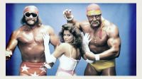 Macho Man Miss Elizabeth and Hulk Hogan photo by windows8osx