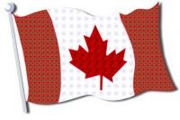 Happy Canada Day July 1st! The True North Strong and Free.