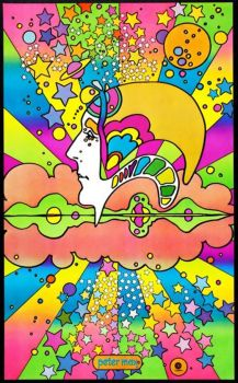 Peter Max- Different Drummer
