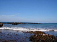 Portreath beach at low tide