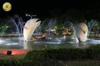 Brasil - Praça principal em Bonito (Mato Grosso do Sul)