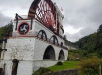 Laxey Wheel, Zinc Mine