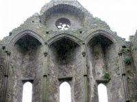 Irish church ruin                                              1279-001