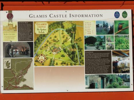 Glamis Castle Information