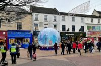 Having a Ball in Mansfield