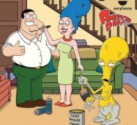 simpsons family dad