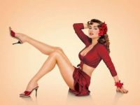 classic pinup girl 2