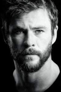 And to finish with Hemsworth again
