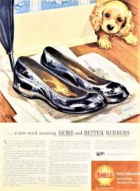 Themes Vintage ads - Shell Research