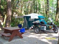 URAL Camping pic