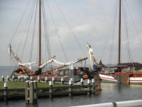 harbour of Marken, Holland