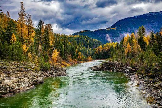Glacier National Park - Montana, USA