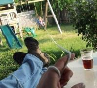 Dad-and-beer