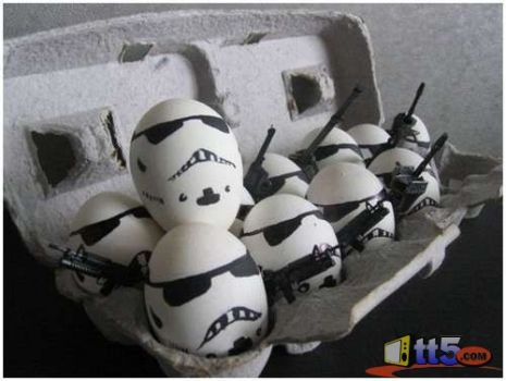Gangsta Eggs