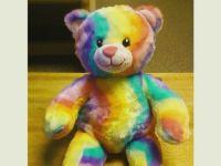 rainbow build-a-bear
