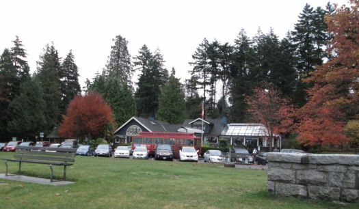 The Teahouse Restauant, Stanley Park